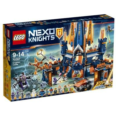 Lego Nexo Knights Castle Knighton 70357 Lego Play set Toys from 9 Years