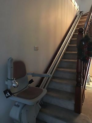 Acorn Superglide 120 Stairlift (straight stairs)
