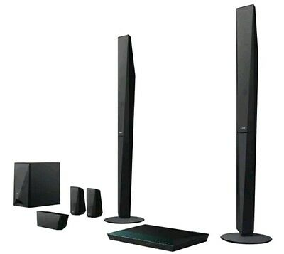 Sony BDV-E4100 1000W 3D Bluray Home Cinema FREE POSTAGE
