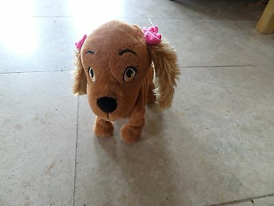 Lucy the puppy dog interactive pet by IMC toys