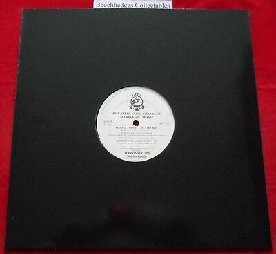 "Roy Ayers/Kerri Chandler ""Good Vibrations"" 12"" Promo"
