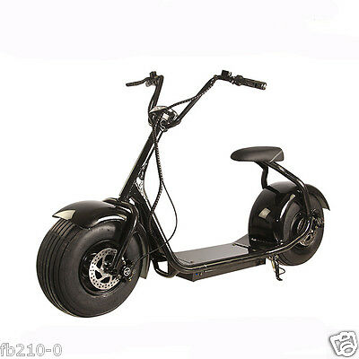 Scooter Trotinnette ELECTRIQUE type Harley 1000W 45KM/H