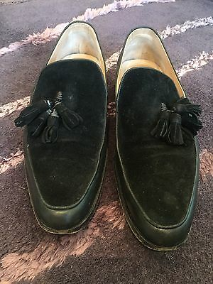 Mr Hare Black Men's Loafers  UK Size 7