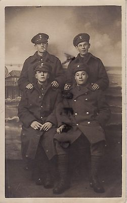 WW1 Soldier Group Royal Irish Fusiliers in France ?