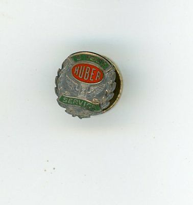 Vintage Marion Huber 5 Year Service Pin Made by Whitehead
