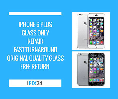iPhone 6 Plus Screen LCD Glass Repair Replacement Service