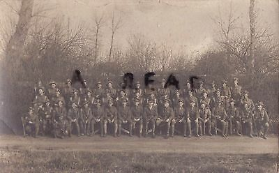 WW1 Soldier group Australian Imperial Forces Anzac AIF 53rd Battalion France ??