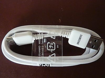 JOBLOT - 80 x Samsung S5 Note Charging Cable  - New