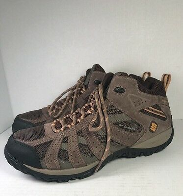 Columbia Redmond Waterproof Mid Hiking Shoe 1553591231 Men's Size: 10