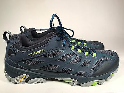 Merrell Men's Moab FST Waterproof Hiking Shoes J35787 Size: 10.5