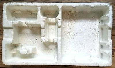 Polystyrene Pack Console Super Nintendo Mario Kart All Stars Starwing Game Boy