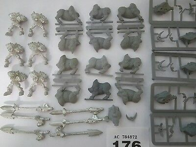 Warhammer / Age Of Sigmar Classic Oop Orc Boarboyz X 6 (Lot 176)
