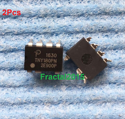 2pcs POWER TNY180PN DIP-7