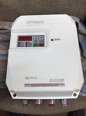 1SU41010 RELIANCE ELECTRIC SP500 DRIVE 10hp 460V