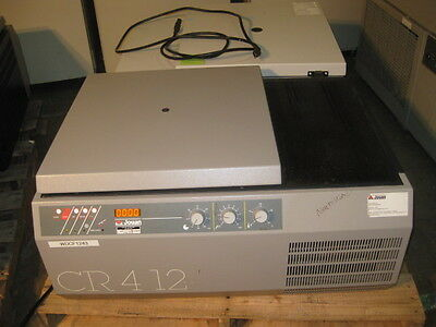 Jouan CR4-12 Table Top Centrifuge