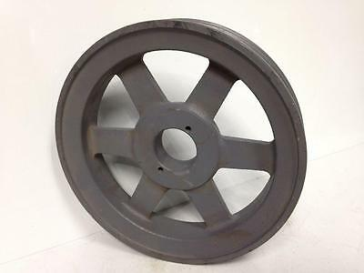 """Browning 2BK90H Double 2 Groove Pulley Sheave 8-3/4"""" OD 1-5/8"""" ID 1-3/4"""" T Belt"""