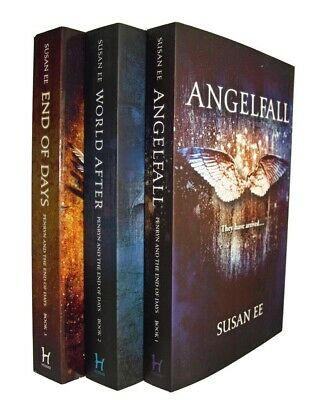 Angelfall Trilogy Susan EE 3 Books World After End of Days Penryn Fantasy