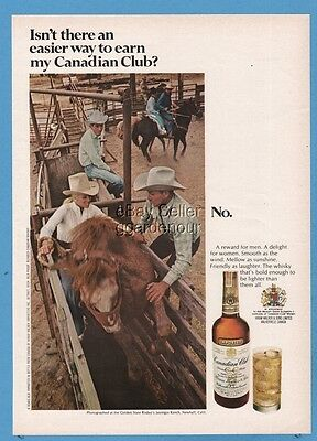 1969 Golden State Rodeo Jauregui Ranch Newhall CA Woman riding bronco ad