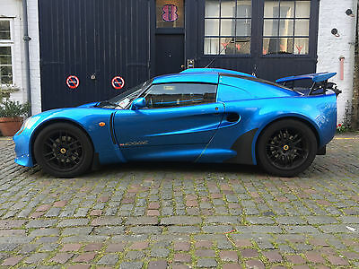 Lotus Exige S1 - 12k miles - 1 previous owner - Unrestored exceptional example