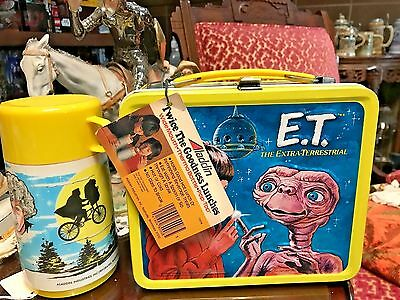 E.T. The Extra-Terrestrial Lunchbox NEW WITH TAGS! NICE! #4