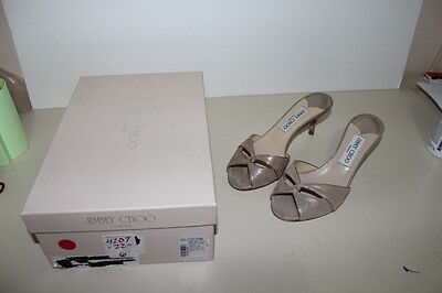 Jimmy Choo SHOE ** Size 36 (6.5)**  In Box