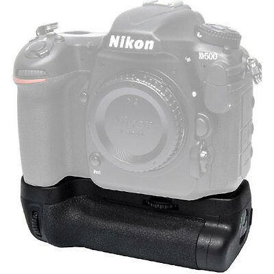 MB-D17 Pro Series Multi Power Battery Grip for Nikon D500 DSLR Camera AA EN-EL15