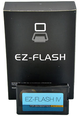 Cartouche EZ FLASH pour Game boy advance // Nintendo ds