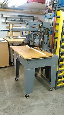 """Delta/Rockwell 14"""" Radial  Arm Saw"""