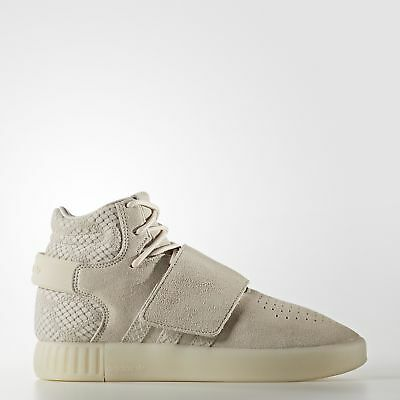 adidas Tubular Invader Strap Shoes Kids' Beige