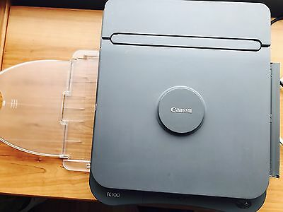 Canon FC100 Photo Copier Bundle + New Sealed All In One E30 Cartridge