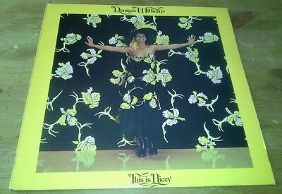 Deniece Williams-This is Niecy-with insert-Vinyl Lp-Excellent condition