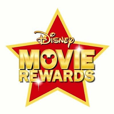 1000 Points DMR Disney Movie Rewards Codes Cars, Up, Toy Story, Tangled, Frozen
