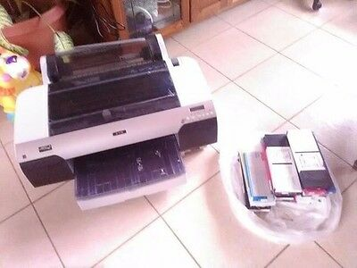 Epson Stylus Pro 4880 Printer Model K122A • 9/10 Condition - 100% working