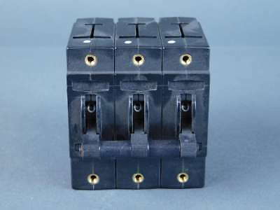Potter & Brumfield 3-Pole, 15 Amp Circuit Breaker W93-X112-15