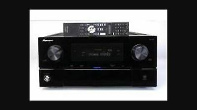 Pioneer SCLX81 Receiver Remote Box Books  List $2999 Mint Tested All Great  $570