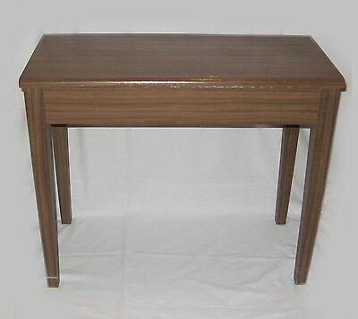 Coffee table with lift up lid and storage space inside