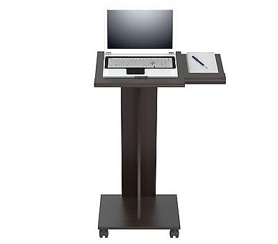 NEW Lectern Book Stand Portable Rolling Pulpit Podium Church School