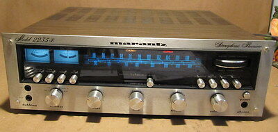 Vintage Marantz 2235B Stereophonic Receiver
