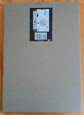 Dave Gibbon's Watchmen Artifact Artist Edition / Idw Giant Size Hard Cover New!