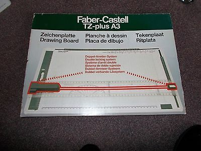 Faber-Castell TZ-plus A3 Drawing Board