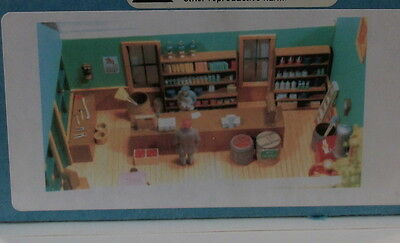 "On3 O On30 CRAFTSMAN BERKSHIRE VALLEY ""DETAIL KIT FOR HANK'S COUNTRY STORE"" NEW"