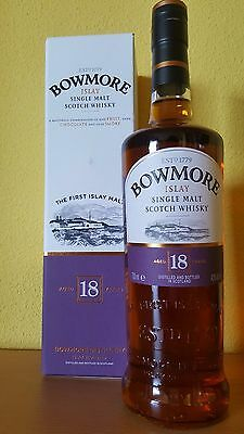 Whisky Bowmore 18 year old