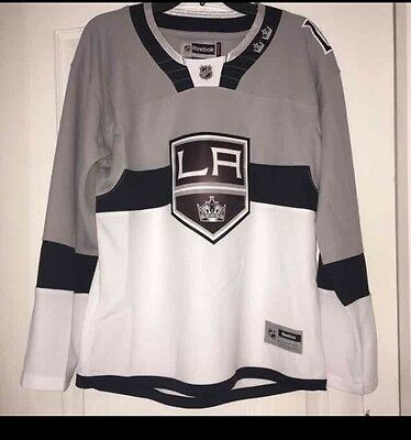 Women's Los Angeles Kings jersey sz L