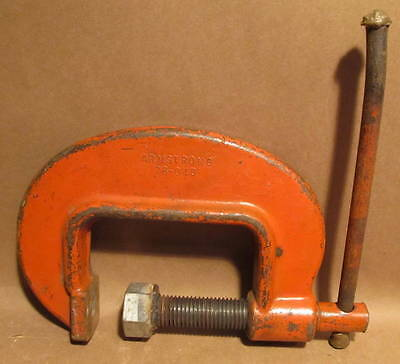 Armstrong 78-040 Heavy Duty 4'  C Clamp