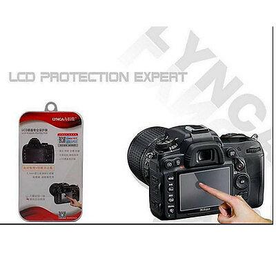 LYNCA LCD HD Touch Tempered Optical Glass Screen Protector For Canon 6D Camera