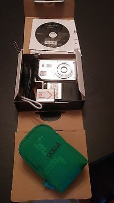 Sony Cyber-shot DSC-W560 14.1 MP Digital Camera - Silver