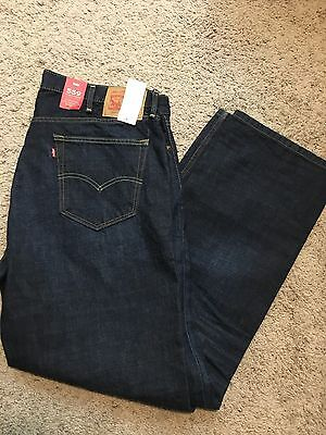 NWT LEVIS Levi's 559 Relaxed Straight FIT MENS JEANS 33X30 MSRP $60