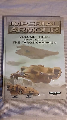 Forge World Imperial Armour Volume Three - Second Edition (Tau)