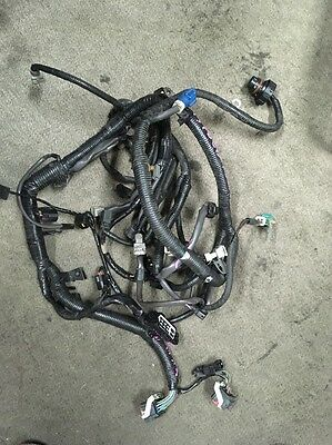 Ford Bf Xr6 Turbo Engine Harness - 6 Speed Auto