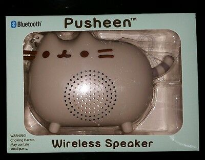 Spring 2017 pusheen the cat exclusive box bluetooth speaker new sold out